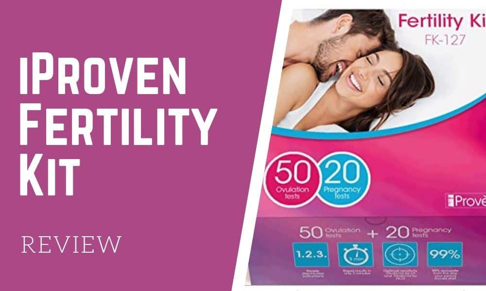 iProven Fertility Kit Review