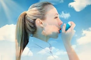 "Link Between Asthma ""Blue"" Inhalers and Infertility"
