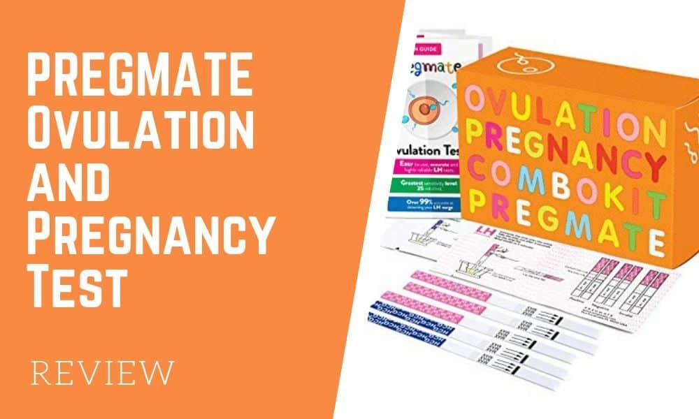 PREGMATE Ovulation and Pregnancy Test