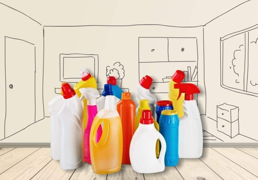 Household Products to Avoid When Trying for a Baby