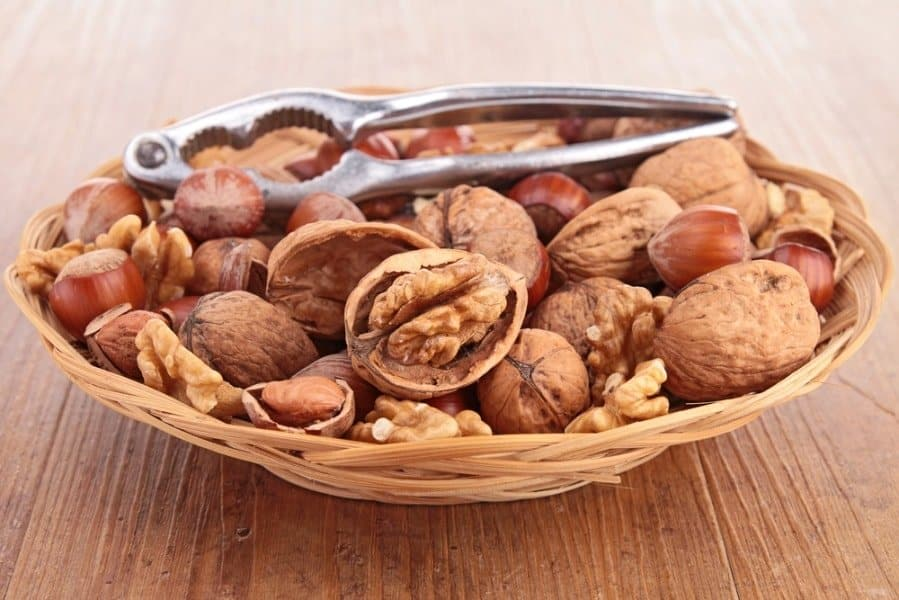 Nuts for Healthy Sperm?