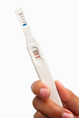 Should you use an expired pregnancy test?