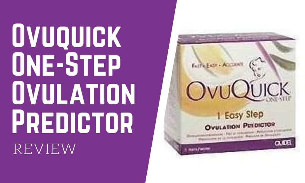 OvuQuick One-Step Ovulation Predictor (2019 Review)