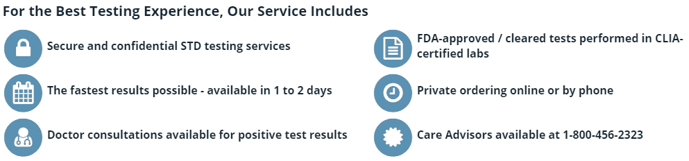 STDCheck Reviews - Service and Support